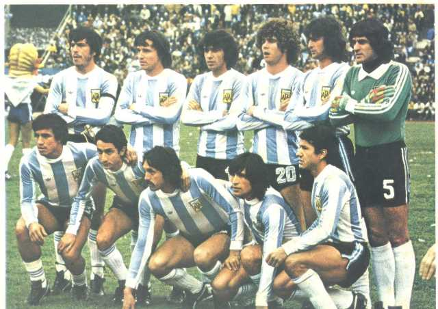 1978 FIFA WORLD CUP - ARGENTINA