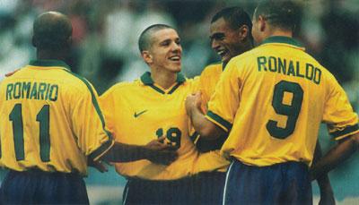 Brazil's joy