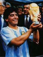 The Great Diego Maradona